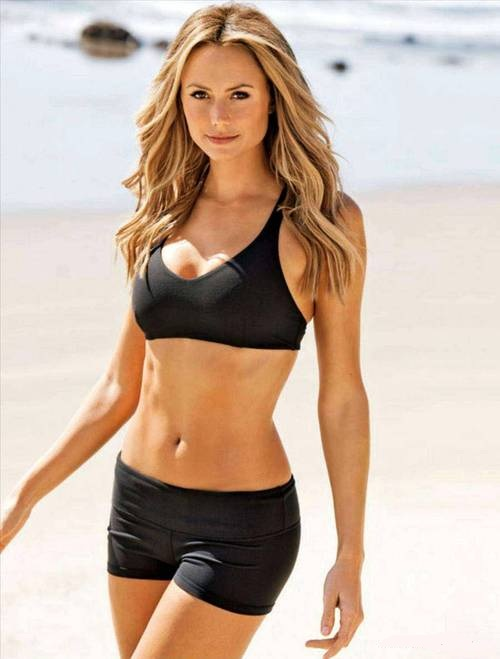 Stacy keibler mens fitness photoshoot june 2012 5